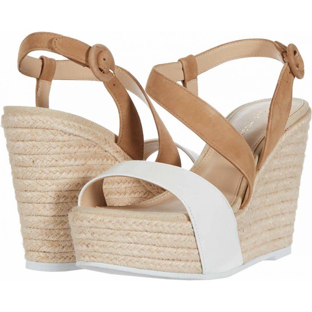 ペレ モーダ Pelle Moda レディース サンダル・ミュール シューズ・靴【Ridley】White/Latte