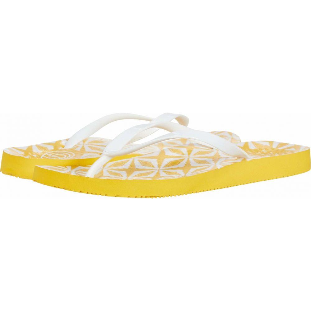 バイオニック VIONIC レディース ビーチサンダル シューズ・靴【Noosa Tile】Yellow