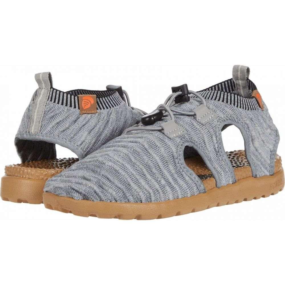 エーコーン Acorn レディース サンダル・ミュール シューズ・靴【Everywear(TM) Casco Sport】Heather Grey