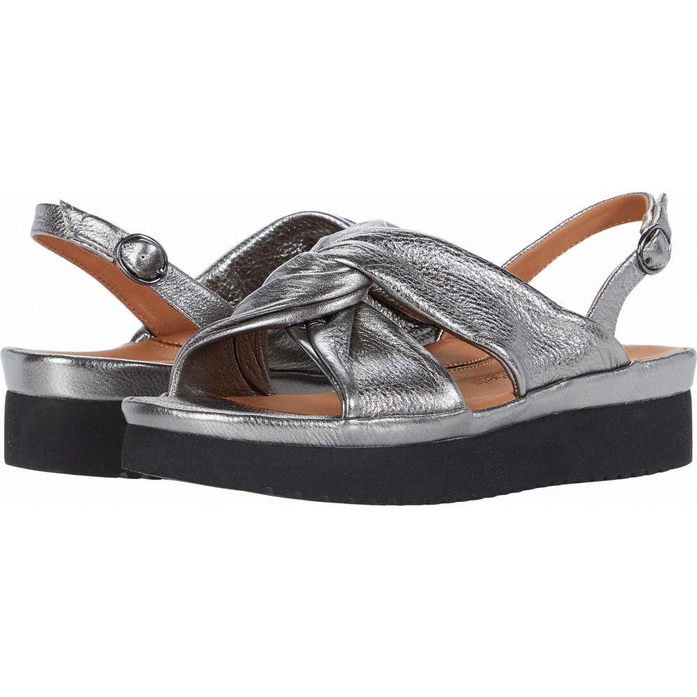 ラモールドピード L'Amour Des Pieds レディース サンダル・ミュール シューズ・靴【Amiens】Anthracite Lamba