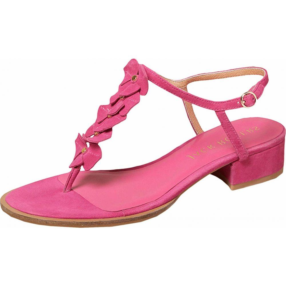 ジャックロジャース Jack Rogers レディース サンダル・ミュール シューズ・靴【Bella Sandal】Magenta