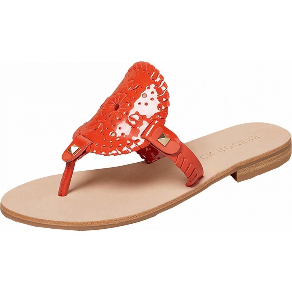 ジャックロジャース Jack Rogers レディース サンダル・ミュール シューズ・靴【Georgica Patent Sandal】Chile
