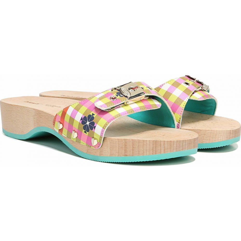 ドクター ショール Dr. Scholl's レディース サンダル・ミュール シューズ・靴【Original - Original Collection】Bella Plaid Leather