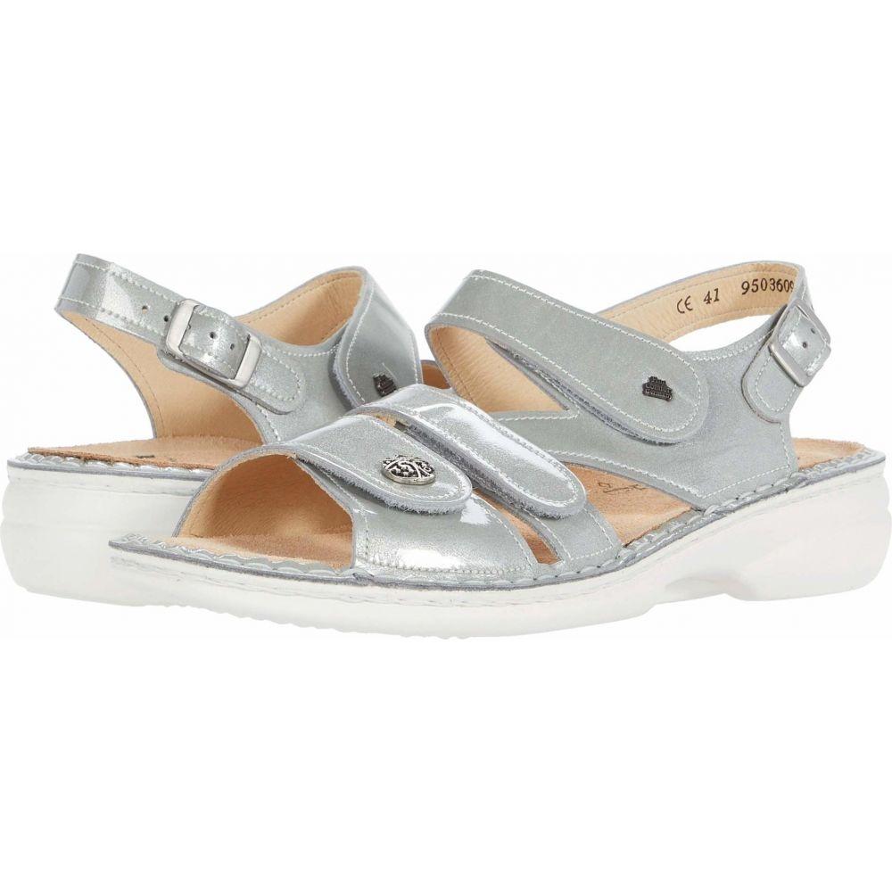 フィンコンフォート Finn Comfort レディース サンダル・ミュール シューズ・靴【Gomera - 82562】Grey