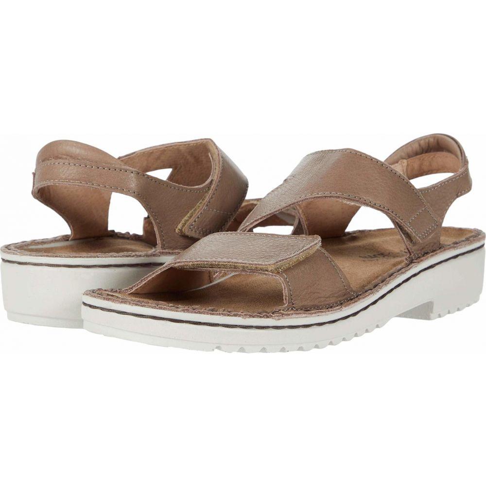 ナオト Naot レディース サンダル・ミュール シューズ・靴【Enid】Soft Stone Leather