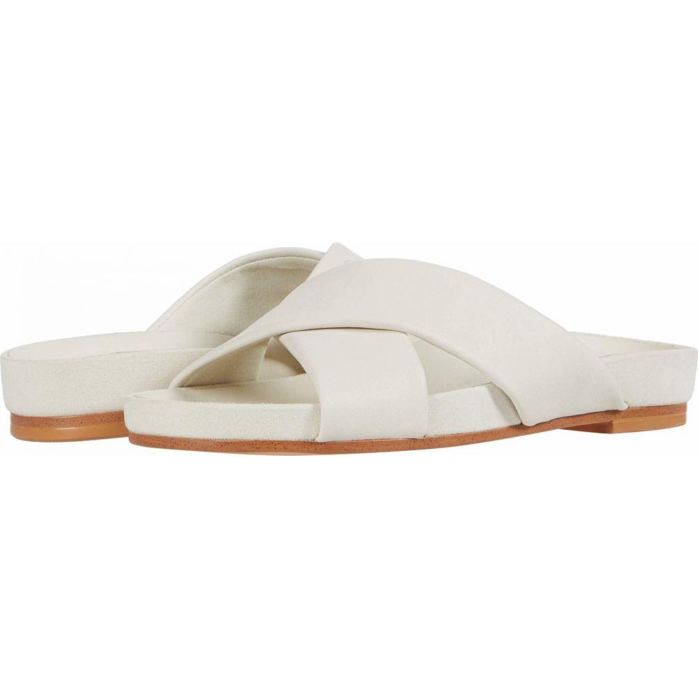 クラークス Clarks レディース サンダル・ミュール シューズ・靴【Pure Cross】White Leather