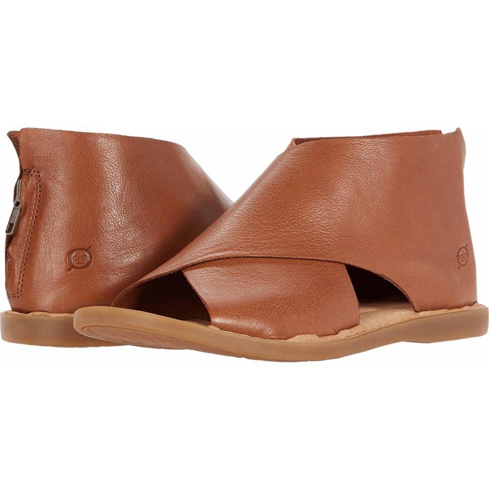 ボーン Born レディース サンダル・ミュール シューズ・靴【Iwa】Brown