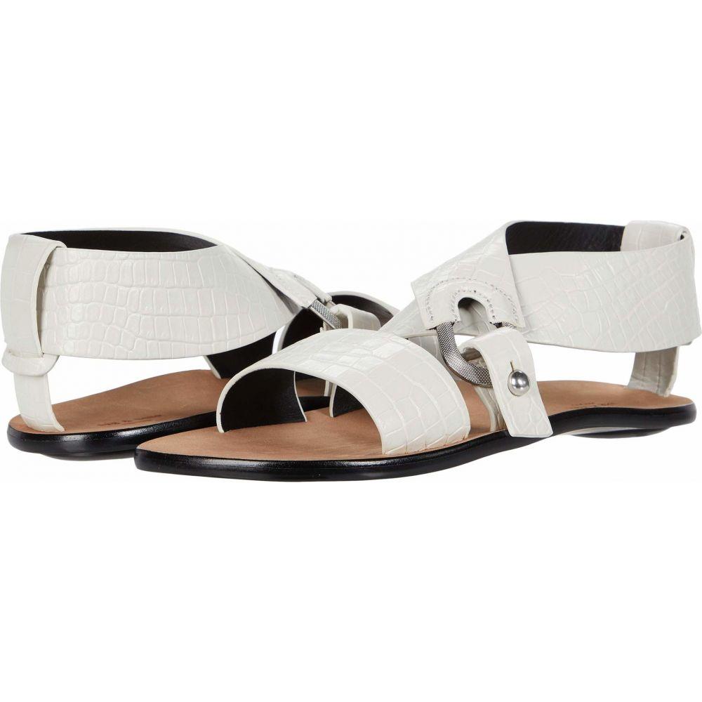 ラグ&ボーン rag & bone レディース サンダル・ミュール シューズ・靴【August Sandal】Antique White Micro Croco