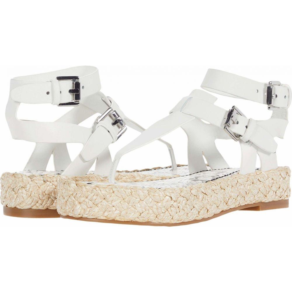 シガーソン モリソン Sigerson Morrison レディース サンダル・ミュール シューズ・靴【Jabel】White Leather