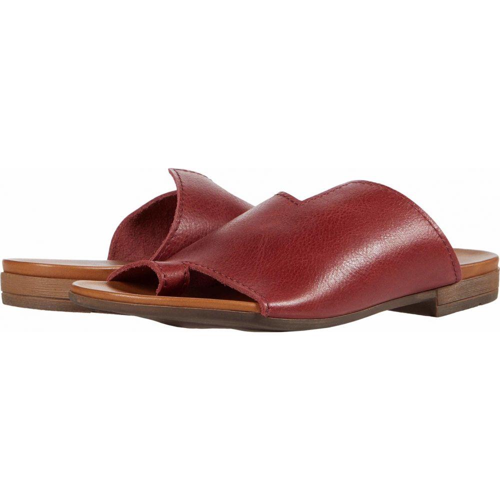 ブエノ Bueno レディース サンダル・ミュール シューズ・靴【Tulla】Red