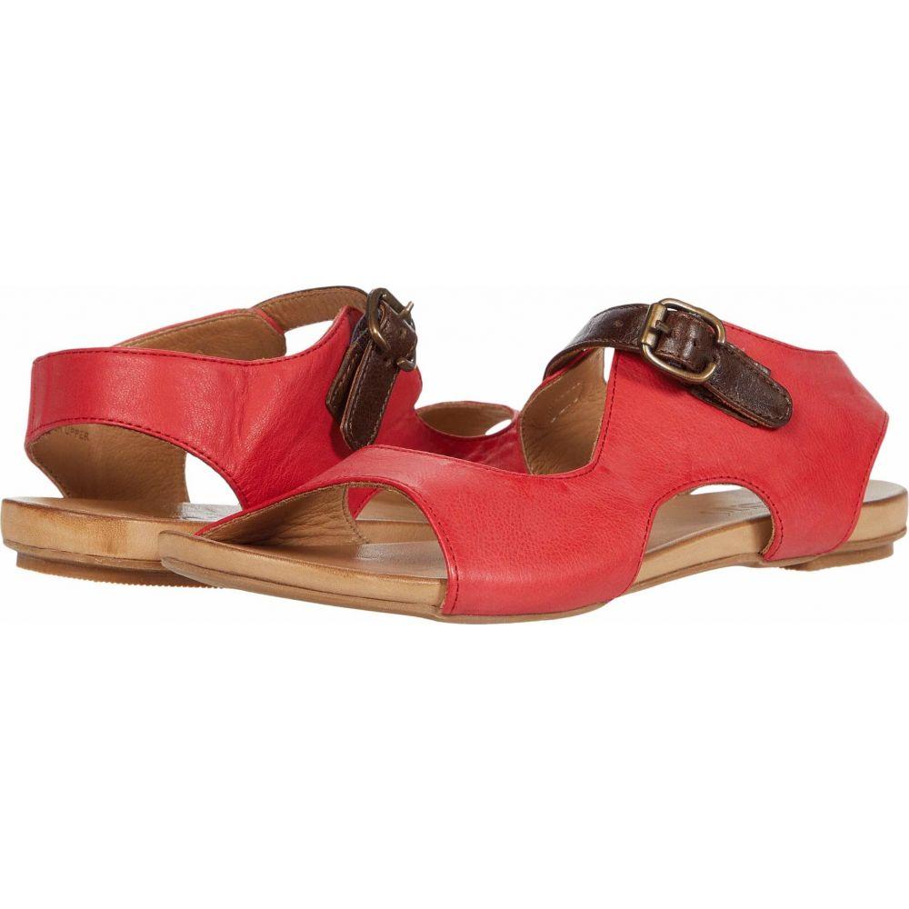 ブエノ Bueno レディース サンダル・ミュール シューズ・靴【Kina】Red