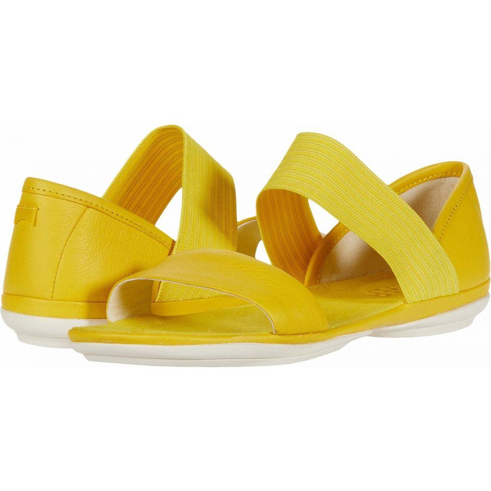 カンペール Camper レディース サンダル・ミュール シューズ・靴【Right Nina 21735】Yellow