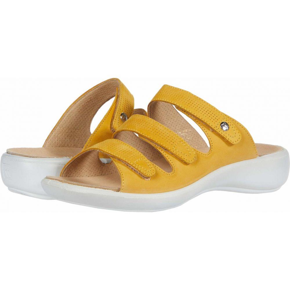 ロミカ Romika レディース サンダル・ミュール シューズ・靴【Ibiza 106】Yellow