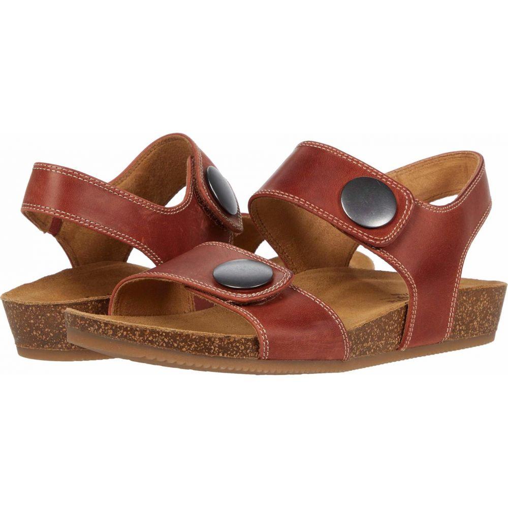 コンフォーティヴァ Comfortiva レディース サンダル・ミュール シューズ・靴【Pamela III】Rust Bandit