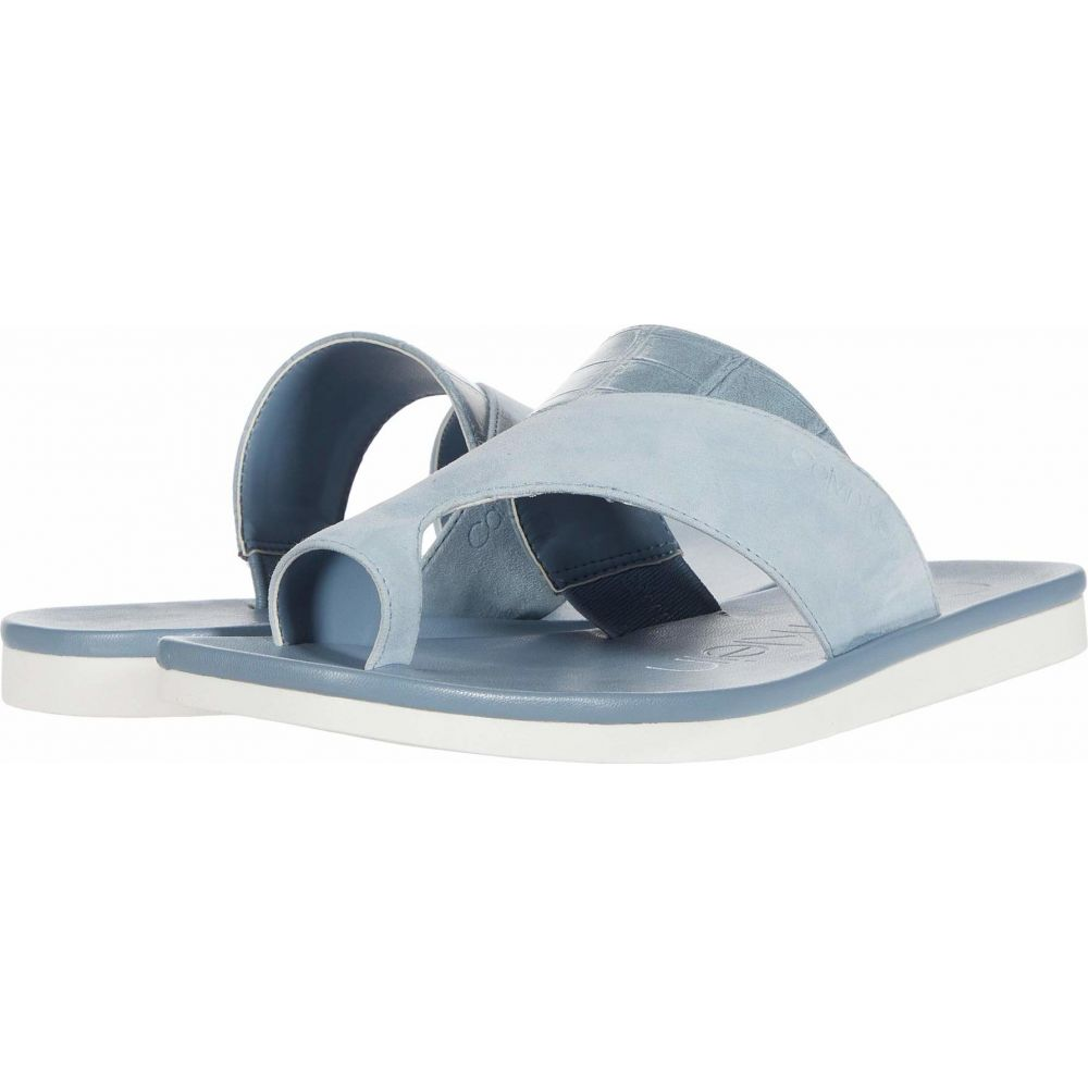 カルバンクライン Calvin Klein レディース サンダル・ミュール シューズ・靴【Rini】Petal Blue