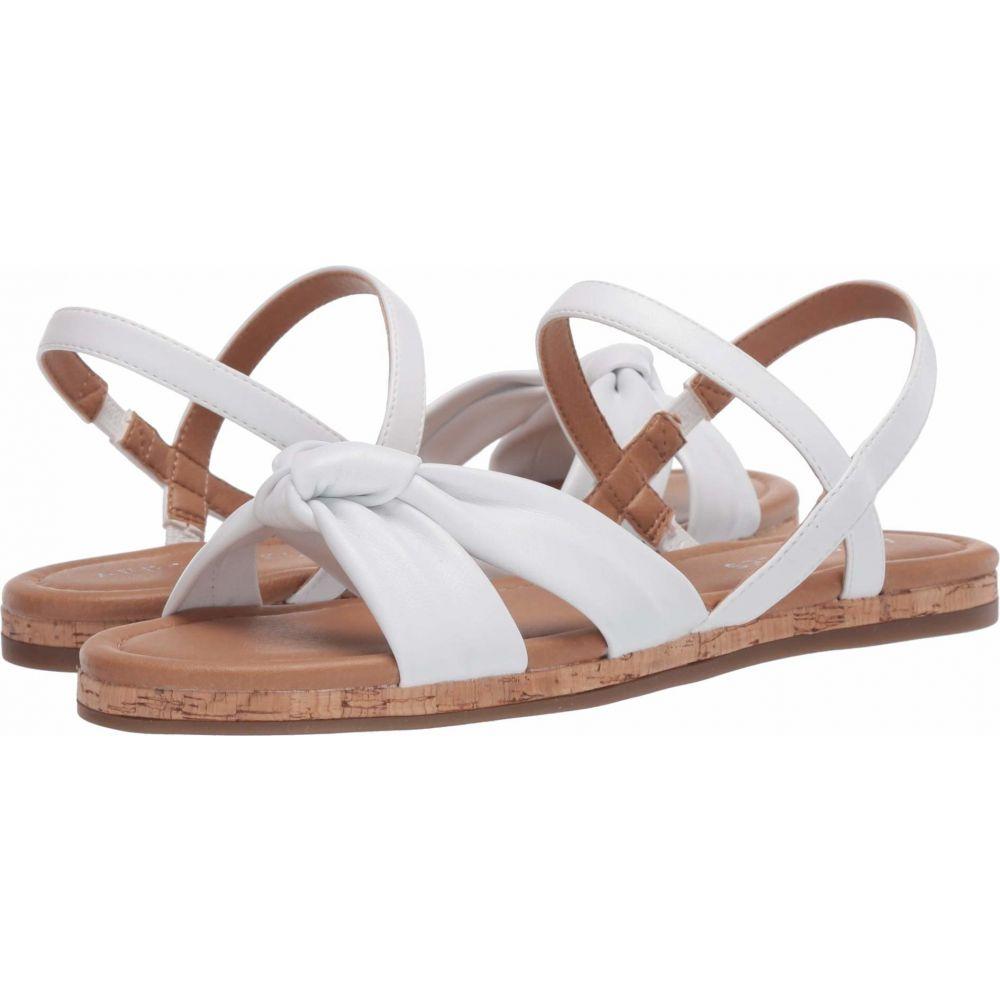 エアロソールズ Aerosoles レディース サンダル・ミュール シューズ・靴【Dover】White
