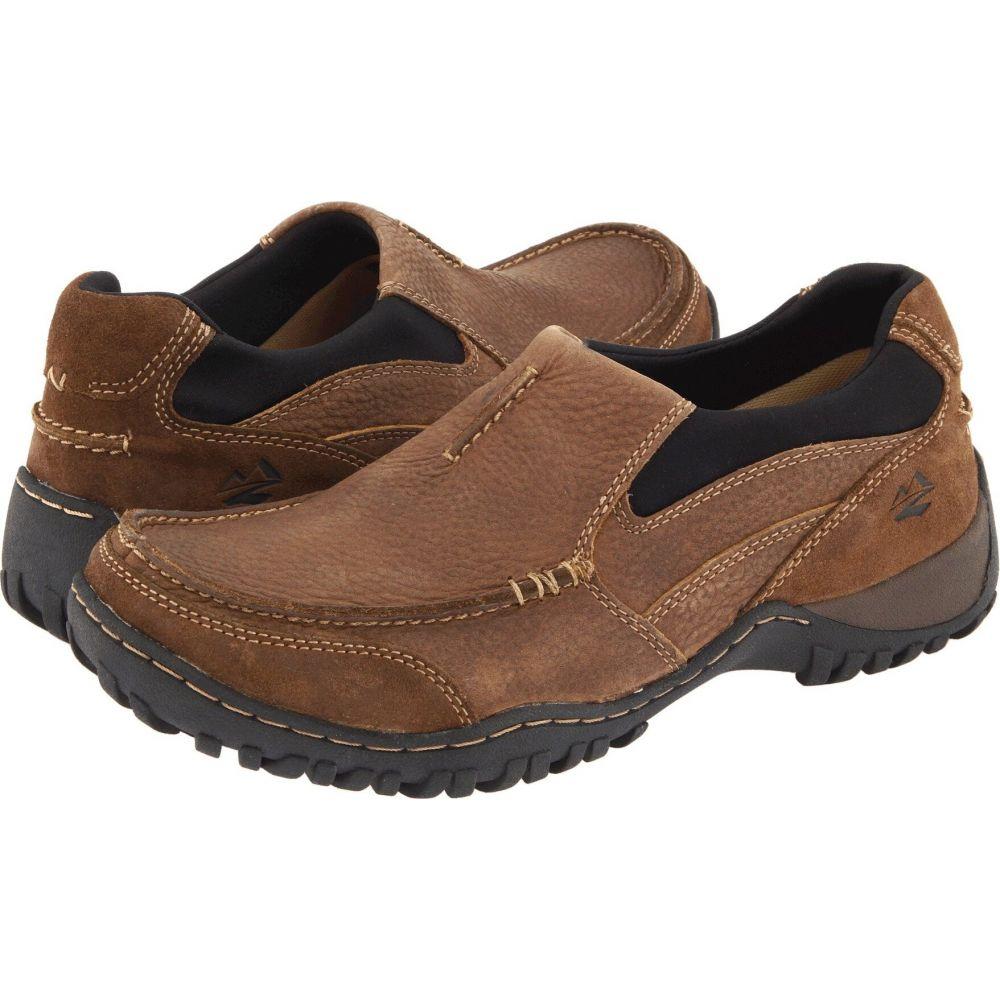 ナンブッシュ Nunn Bush メンズ スリッポン・フラット シューズ・靴【Portage Slip-On Casual All Terrain Comfort】Prairie Beige Leather
