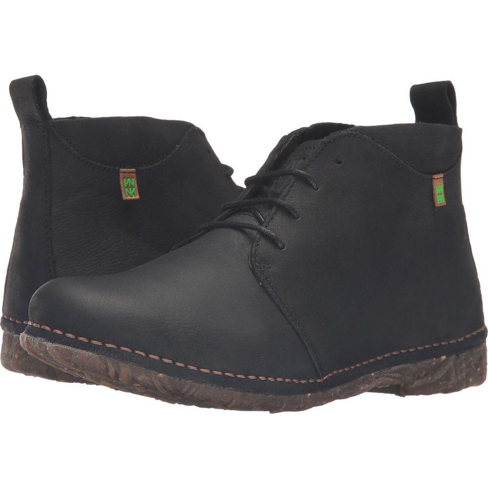 エル ナチュラリスタ El Naturalista レディース ブーツ シューズ・靴【Angkor N974】Black