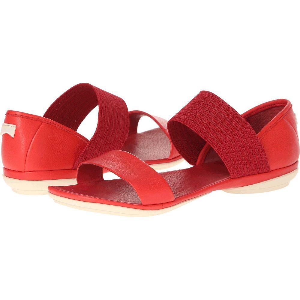 カンペール Camper レディース サンダル・ミュール シューズ・靴【Right Nina 21735】Medium Red