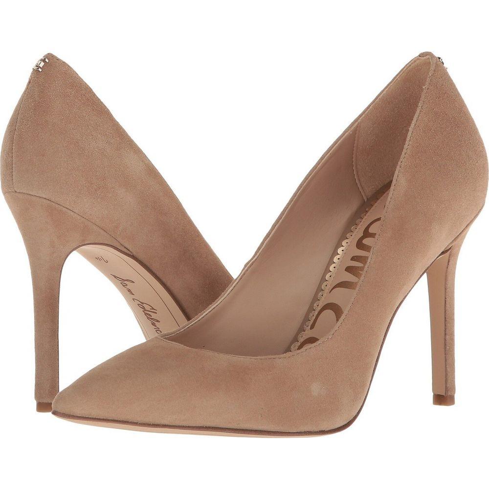 サム エデルマン Sam Edelman レディース パンプス シューズ・靴【Hazel】Oatmeal Suede Leather