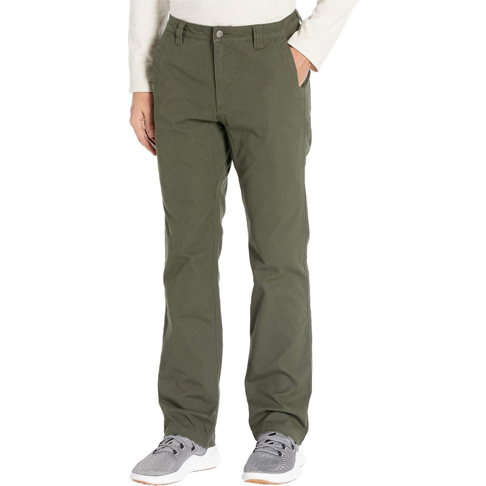 マウンテンカーキス Mountain Khakis メンズ スキニー・スリム ボトムス・パンツ【Original Mountain Pants Slim Fit】Kelp