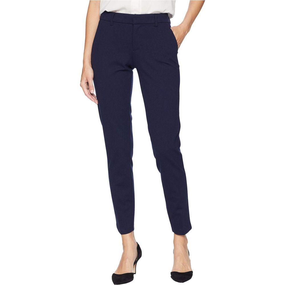 リバプール Liverpool レディース スキニー・スリム ボトムス・パンツ【Kelsey Slim Leg Trousers in Super Stretch Ponte Knit】Cadet Blue