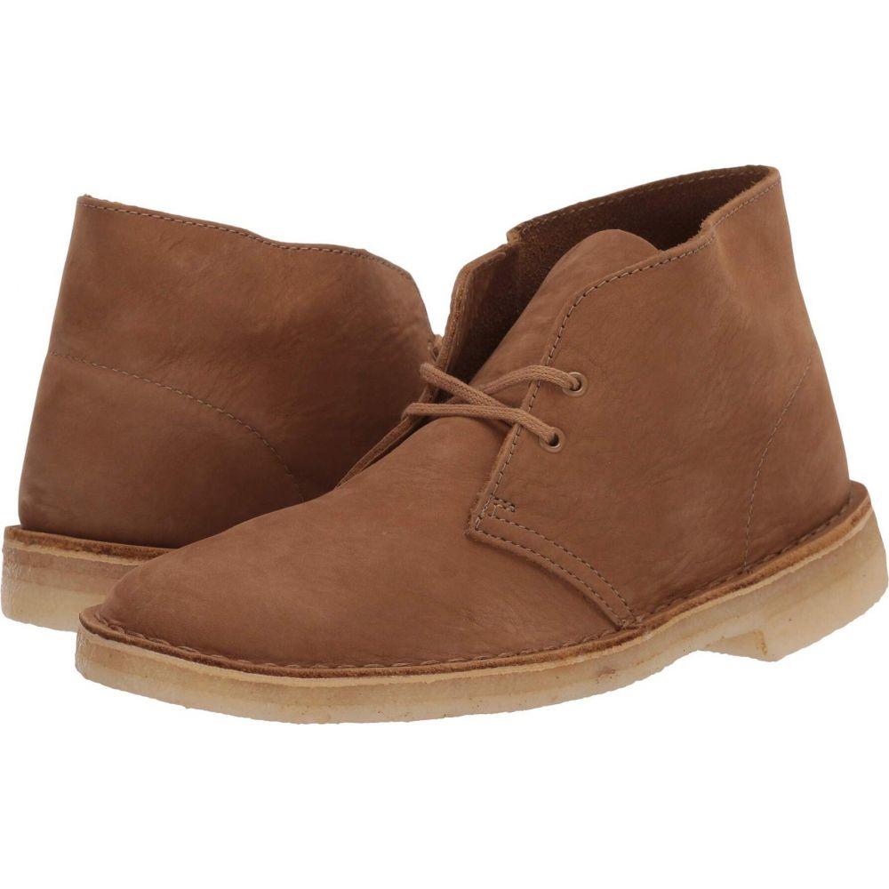 クラークス Clarks メンズ ブーツ シューズ・靴【Desert Boot】Oak Nubuck