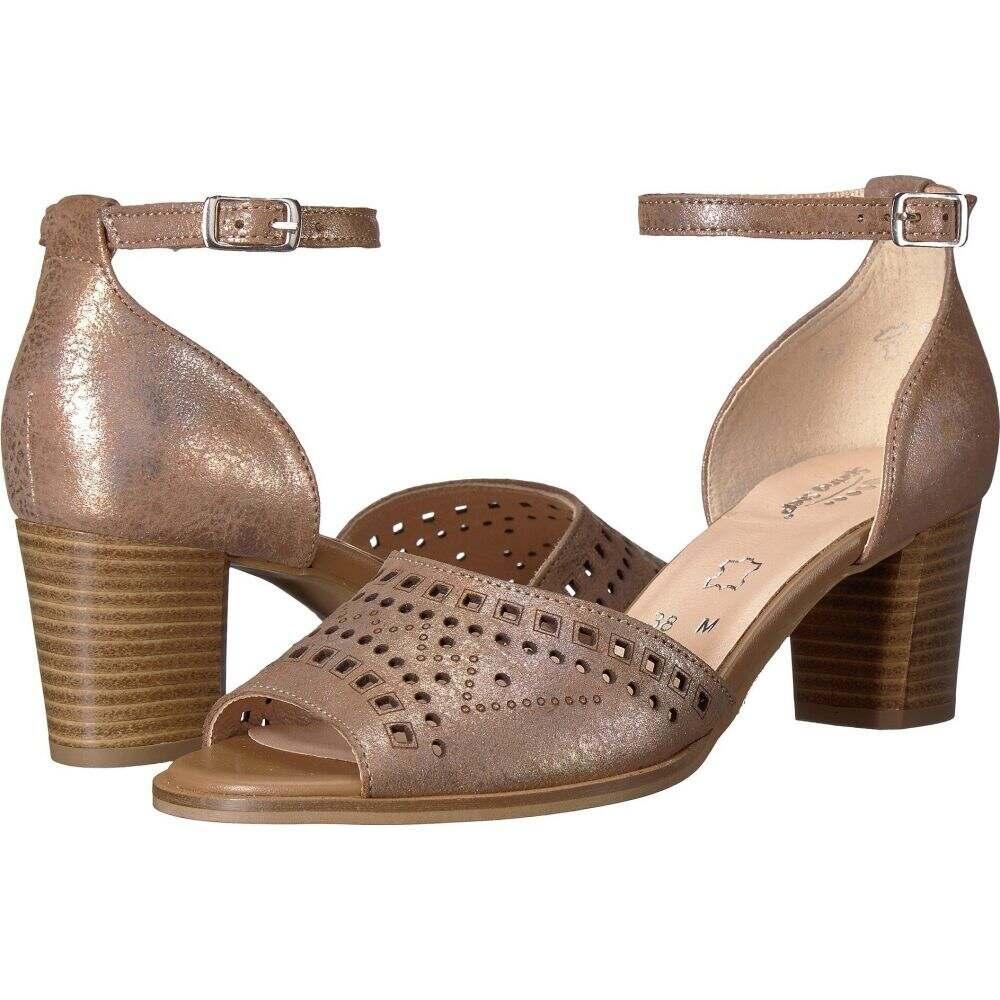 スプリングステップ Spring Step レディース パンプス シューズ・靴【Kanisha】Brown