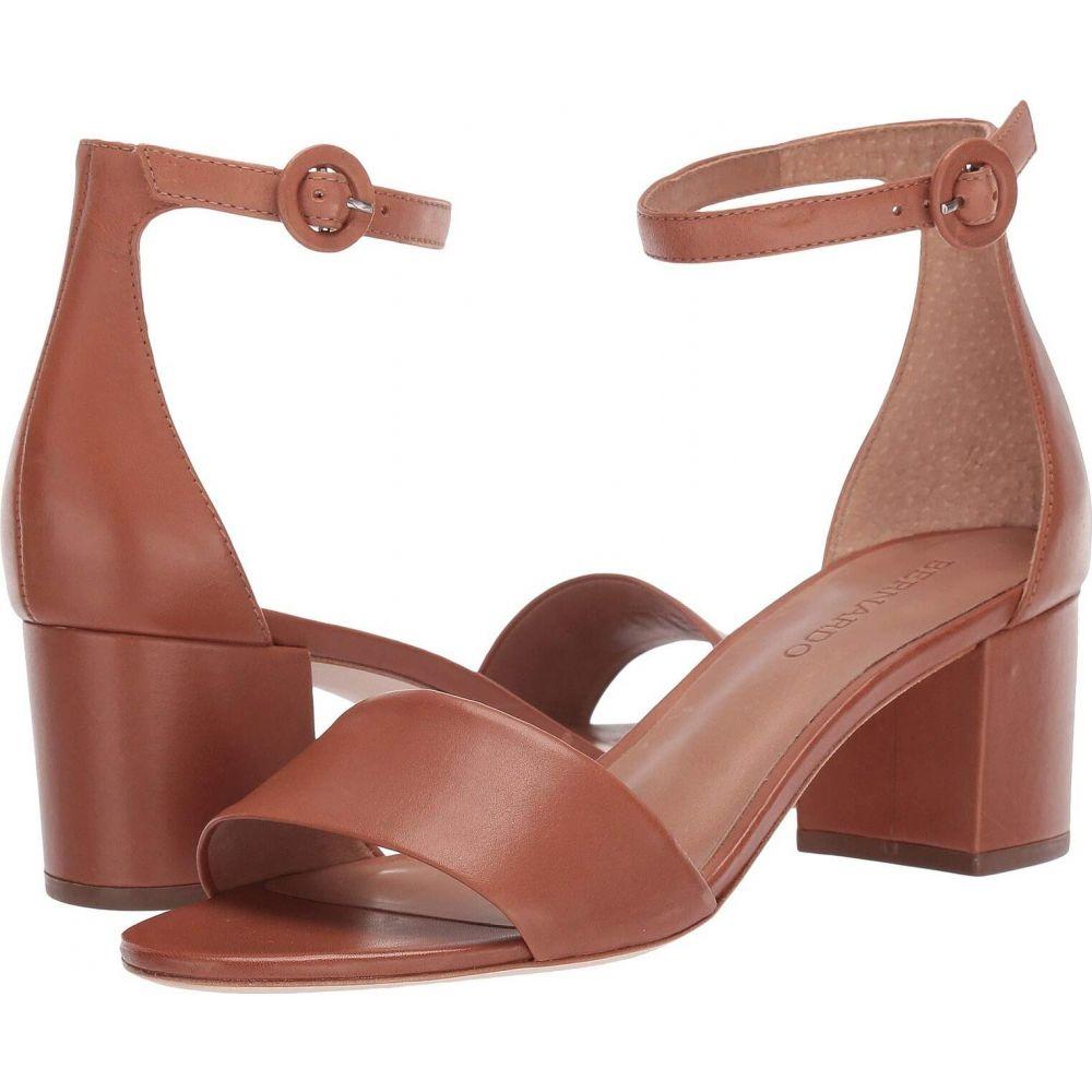 ベルナルド Bernardo レディース サンダル・ミュール シューズ・靴【Belinda】Luggage Antique Calf