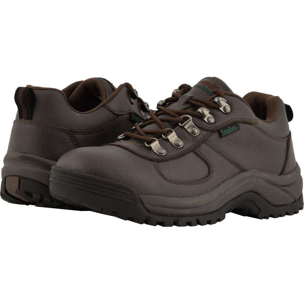 プロペット Propet メンズ ハイキング・登山 シューズ・靴【Cliff Walker Low】Bronco Brown