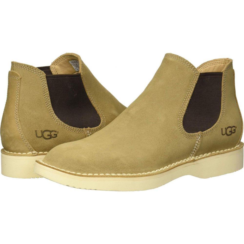 アグ UGG メンズ ブーツ チェルシーブーツ シューズ・靴【Camino Chelsea Boot】Dark Tan