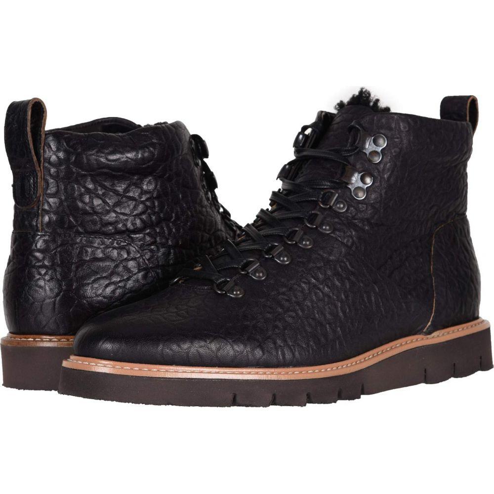 ロス & スノー Ross & Snow メンズ ハイキング・登山 シューズ・靴【Stefano SP】Rugged Black