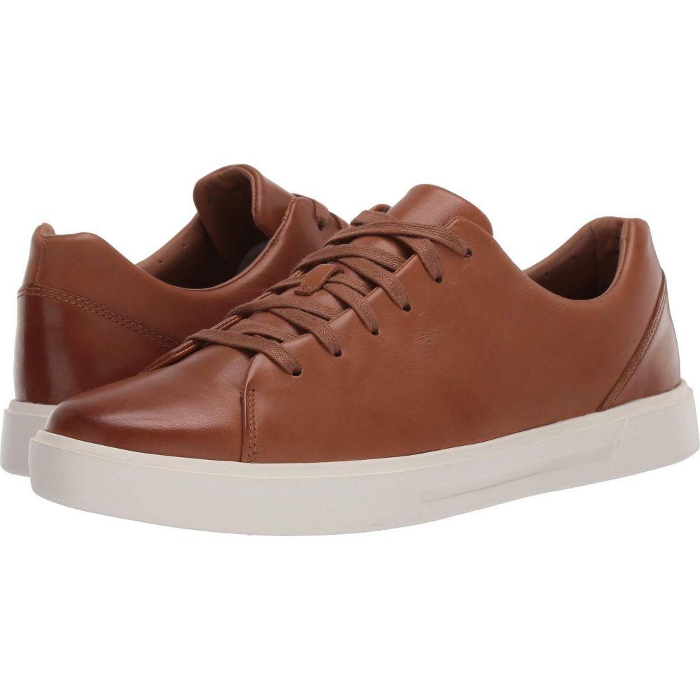 クラークス Clarks メンズ スニーカー シューズ・靴【Un Costa Lace】Tan Leather