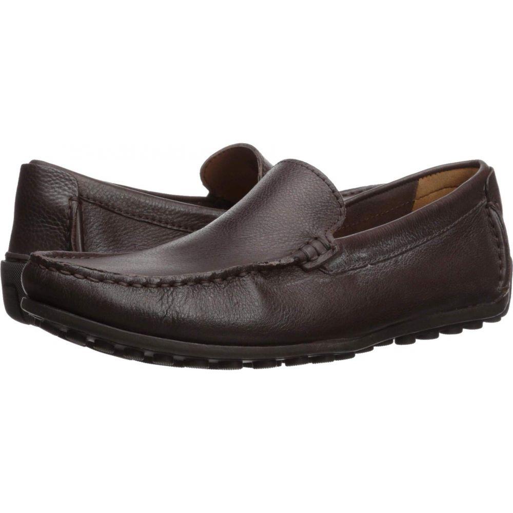 クラークス Clarks メンズ ローファー シューズ・靴【Hamilton Free】Dark Brown Leather