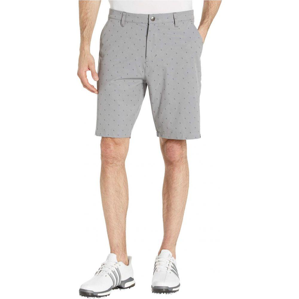 アディダス adidas Golf メンズ ショートパンツ ボトムス・パンツ【Ultimate Pine Cone Shorts】Grey Three