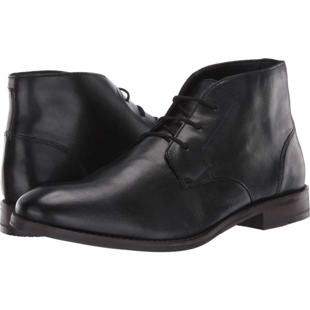 クラークス Clarks メンズ ブーツ シューズ・靴【Flow Top】Black Leather