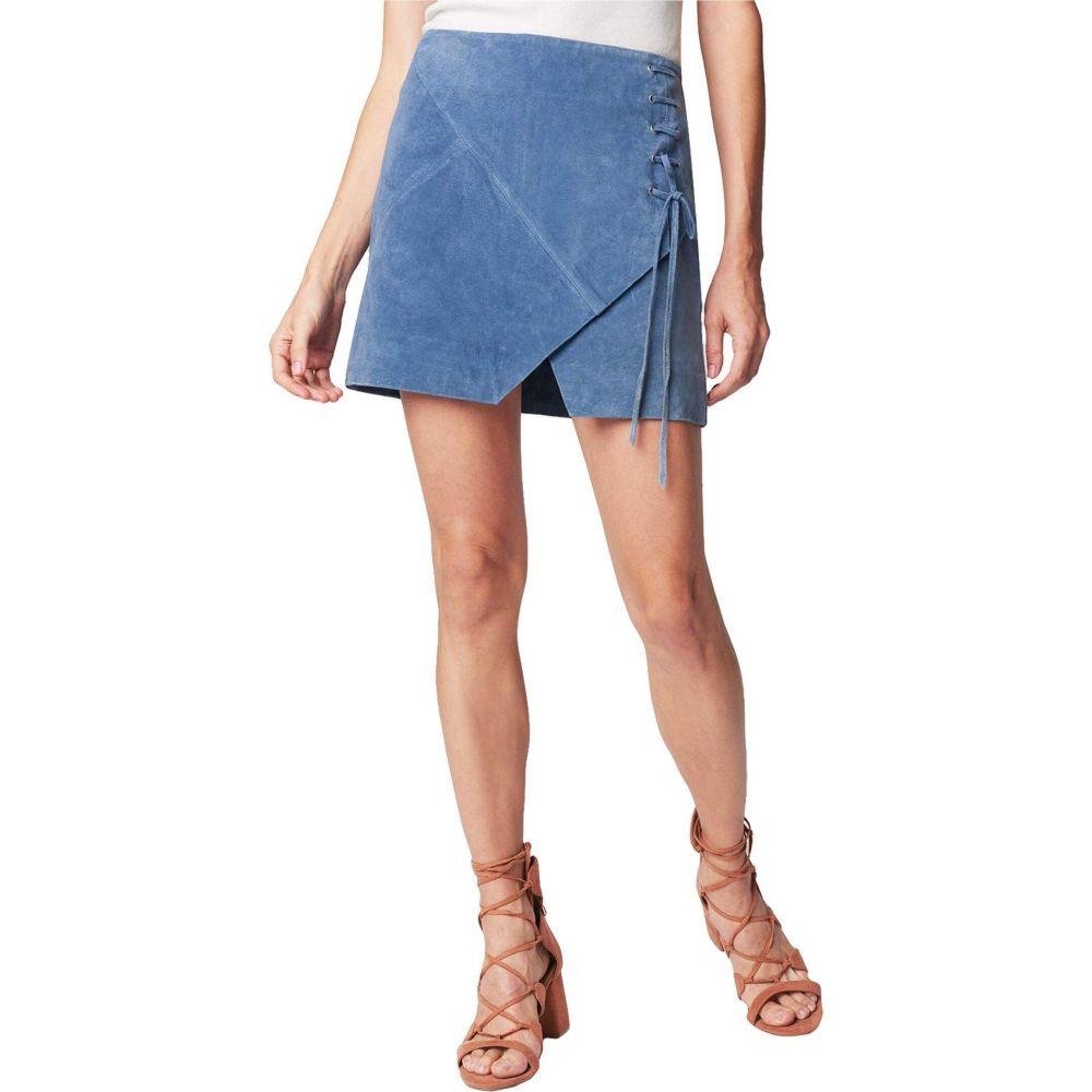 ブランクニューヨーク Blank NYC レディース ミニスカート スカート【Suede Mini Skirt】Play Date