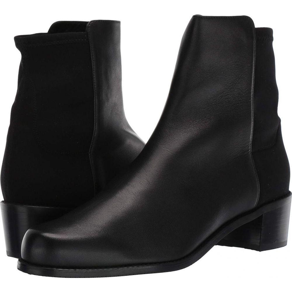 スチュアート ワイツマン Stuart Weitzman レディース ブーツ シューズ・靴【Easyon Reserve (5050) Bootie】Black Nappa