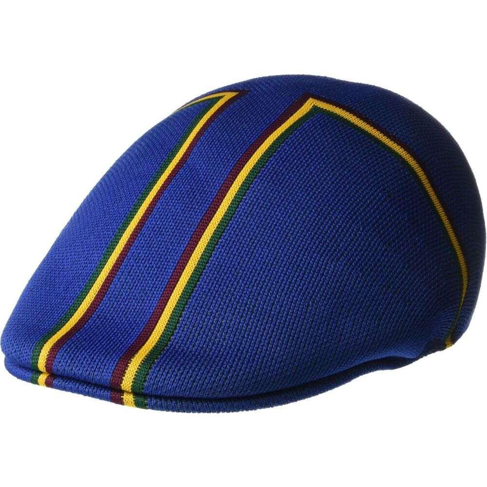 カンゴール Kangol レディース 帽子 【Angle Stripe 507】Royale