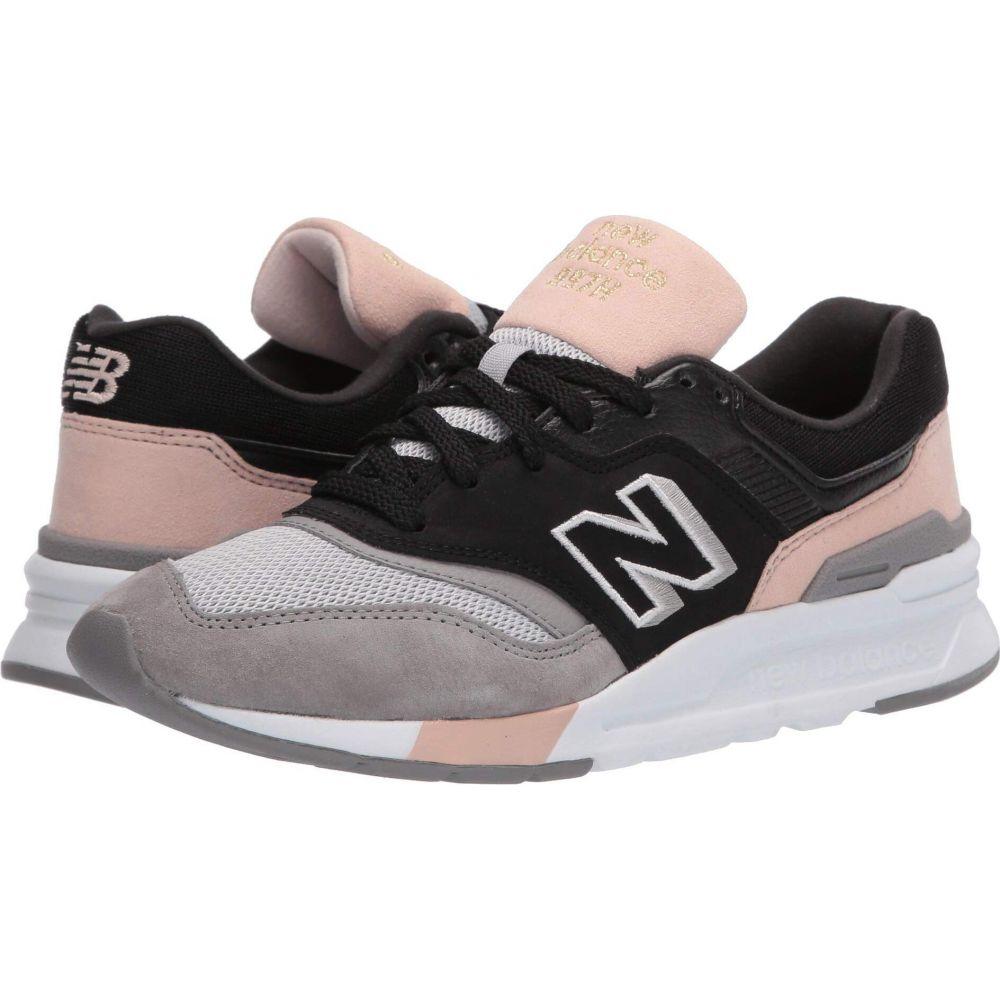 ニューバランス New Balance Classics レディース スニーカー シューズ・靴【997H】Black/Smoked Salt