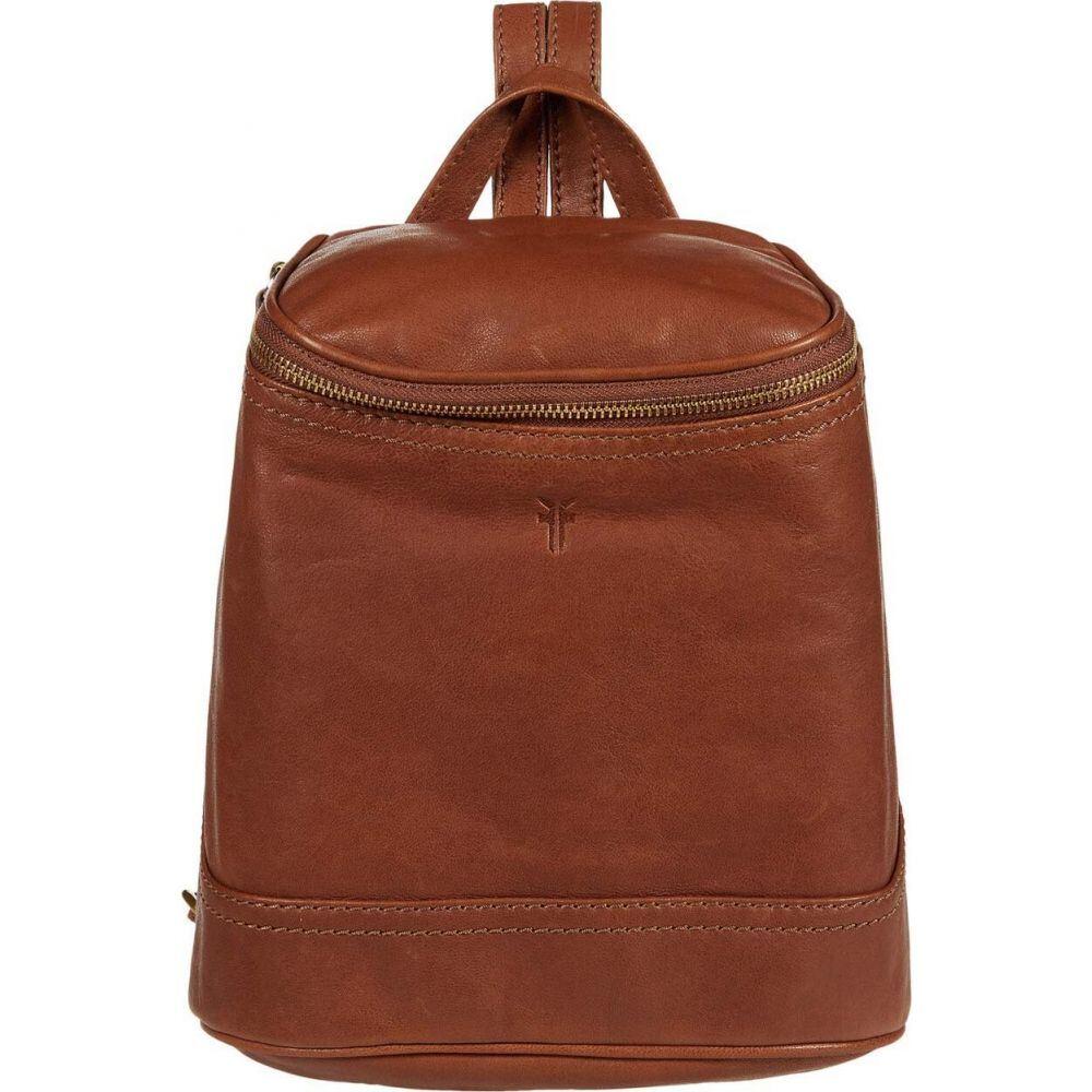 フライ Frye レディース バックパック・リュック バッグ【Madison Small Backpack】Cognac