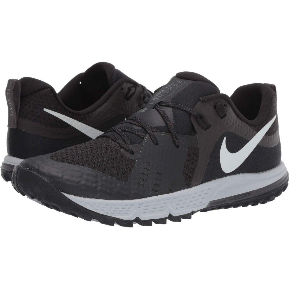 ナイキ Nike メンズ ランニング・ウォーキング シューズ・靴【Air Zoom Wildhorse 5】Black/Barely Grey/Thunder Grey/Wolf Grey