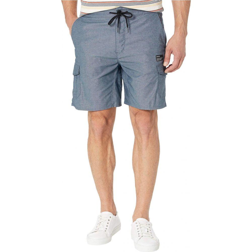 ハーレー Hurley メンズ ショートパンツ カーゴ ボトムス・パンツ【19 Dri-Fit Breathe Cargo Shorts】Obsidian