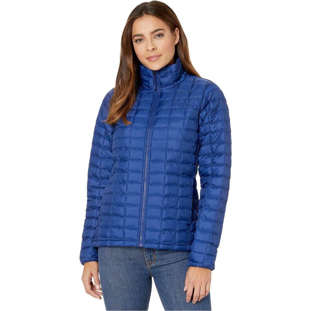 ザ ノースフェイス The North Face レディース ジャケット アウター【ThermoBall Eco Jacket】Flag Blue Matte/Flag Blue ROM Print