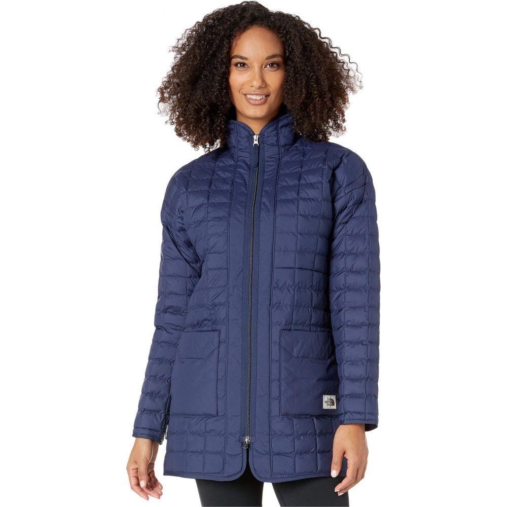 ザ ノースフェイス The North Face レディース ジャケット アウター【ThermoBall Eco Long Jacket】Montague Blue