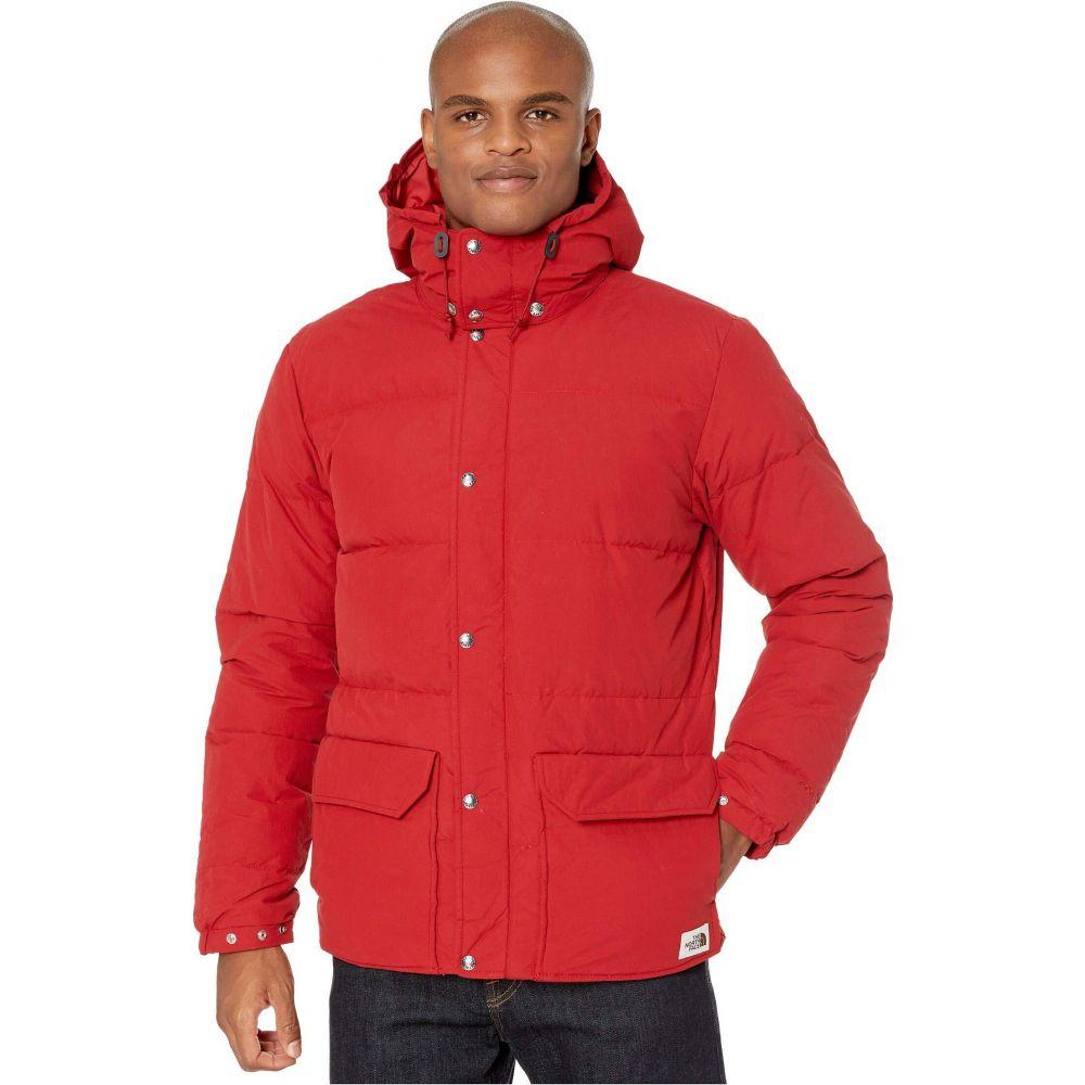 ザ ノースフェイス The North Face メンズ ダウン・中綿ジャケット アウター【Down Sierra 3.0 Jacket】Cardinal Red