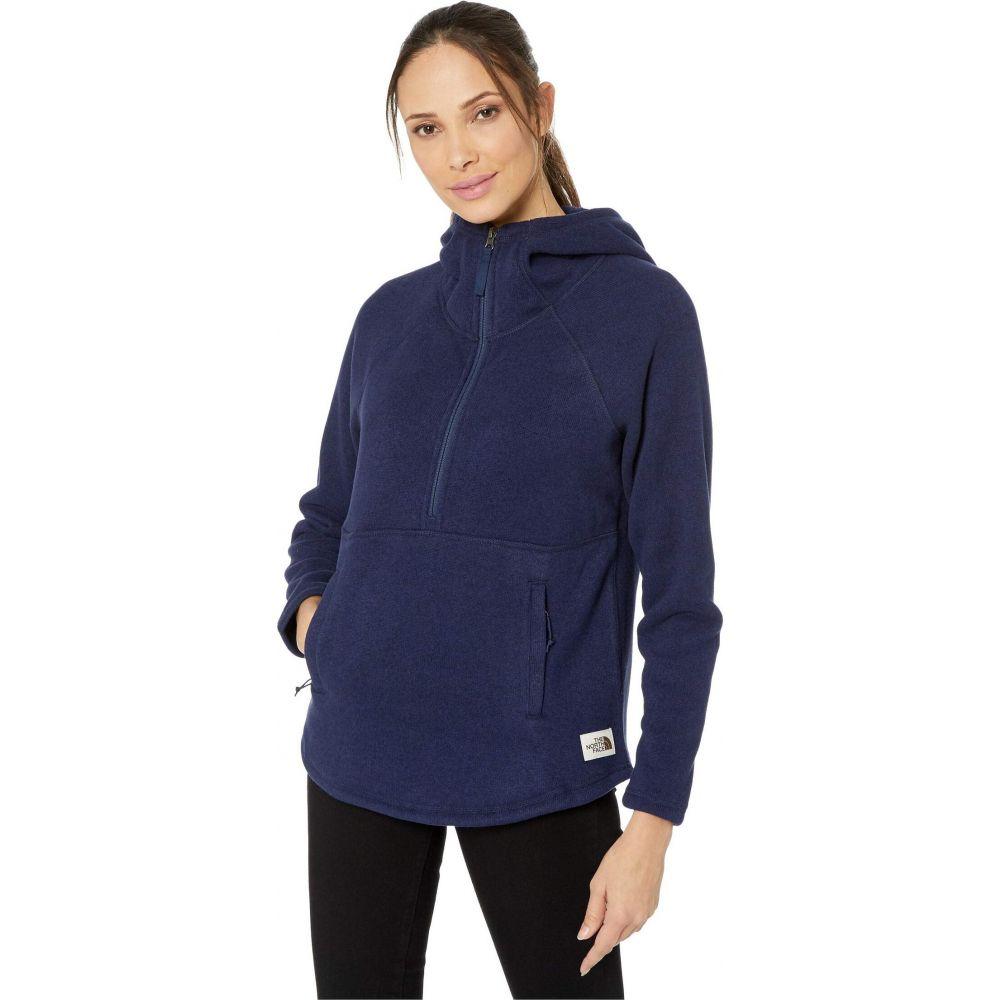 ザ ノースフェイス The North Face レディース パーカー トップス【Crescent Hooded Pullover】Montague Blue Heather