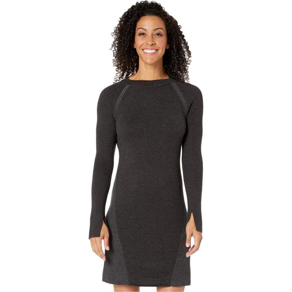 スマートウール Smartwool レディース ワンピース ワンピース・ドレス【Spruce Creek Sweater Dress】Charcoal Heather