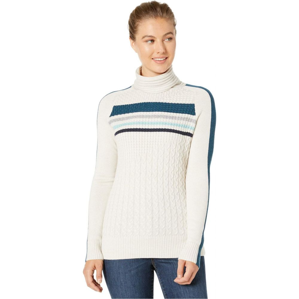 スマートウール Smartwool レディース ニット・セーター トップス【Dacono Ski Sweater】Moonbeam Heather