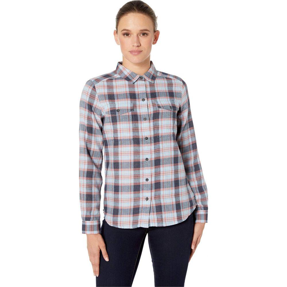 トードアンドコー Toad&Co レディース ブラウス・シャツ フランネルシャツ トップス【Re-Form Flannel Shirt】Flint Stone